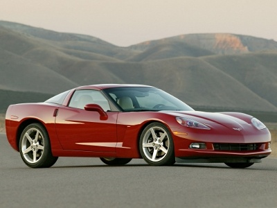 Chevrolet Corvette. Фото Chevrolet