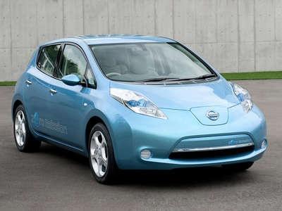 Nissan Leaf. Фото Nissan