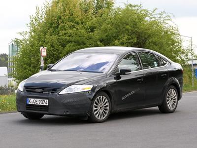 Ford Mondeo. Фото с сайта autocar.co.uk