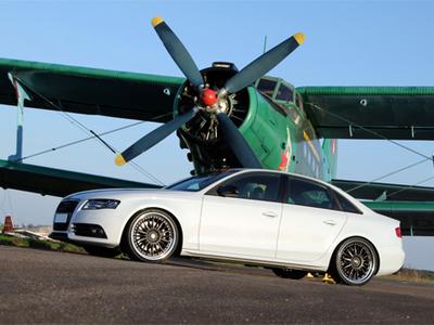 Audi S4 от Avus Performance. Фото Avus Performance