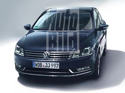 Volkswagen Passat. Иллюстрация с сайта bild.de
