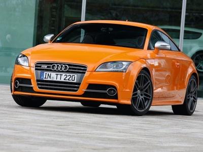 Audi TTS. Фото Audi