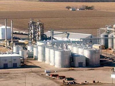 Завод по производству биотоплива. Фото с сайта bfenergy.com