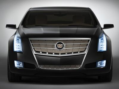 Концепт-кар Cadillac. Иллюстрация Cadillac