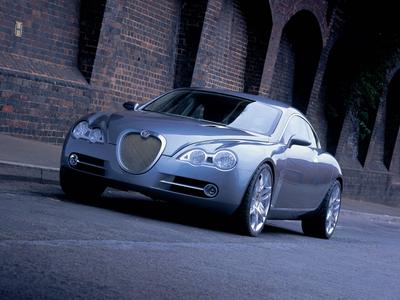 Jaguar R-D6 Concept. Фото Jaguar
