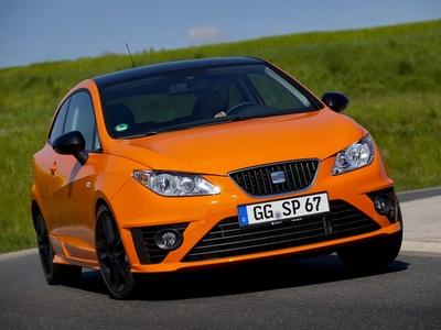 SEAT Ibiza SC Sport Limited. Фото SEAT