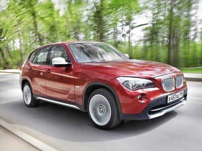 BMW X1. Фото Романа Тарасенко с сайта auto.vesti.ru