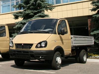 """ГАЗ 3302-210 """"Газель Эконом"""". Фото ГАЗ"""