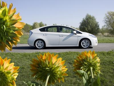 Toyota Prius. Фото Toyota