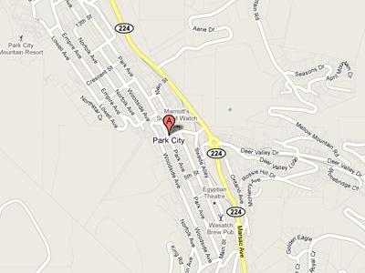 Скрин-шот с сайта maps.google.com
