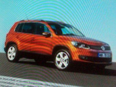 Снимок брошюры обновленного VW Tiguan. Фото с сайта worldcarfans.com