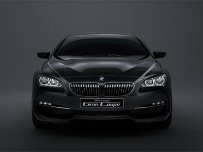 BMW Gran Goupe. Фото BMW
