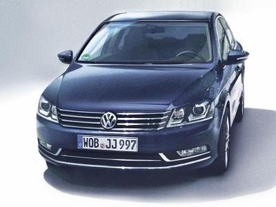 Volkswagen Passat. Иллюстрация с сайта autoexpress.co.uk