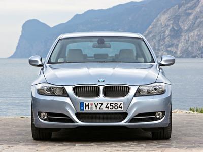 BMW 3 Series. Фото BMW