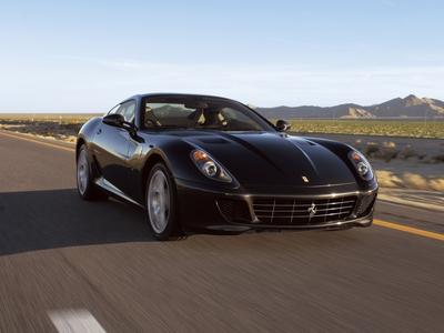Ferrari 599 GTB Fiorano. Фото Ferrari