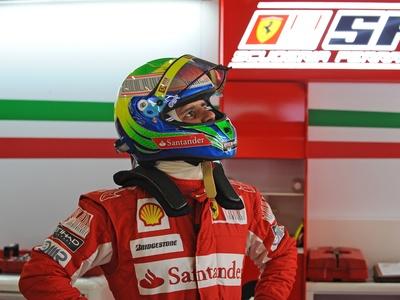 Фелипе Масса. Фото Ferrari