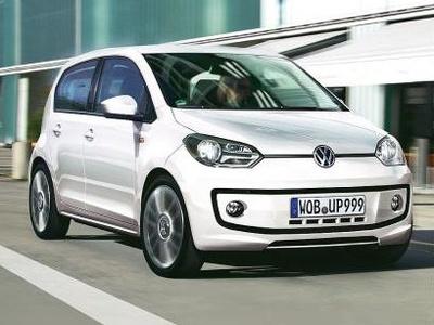Volkswagen Lupo. Иллюстрация журнала Auto Bild