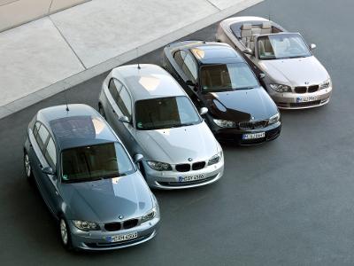 BMW 1 Series. Фото BMW