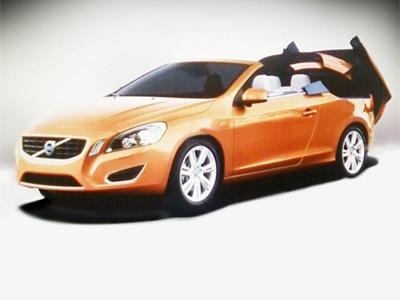 Volvo S60 Cabrio. Иллюстрация с сайта worldcarfans.com