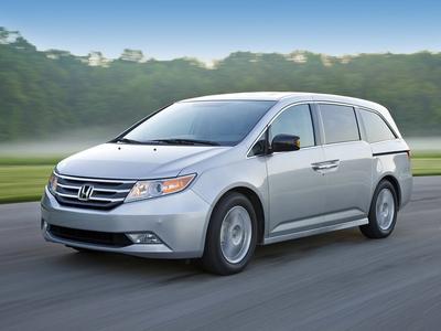 Honda Odyssey. Фото Honda