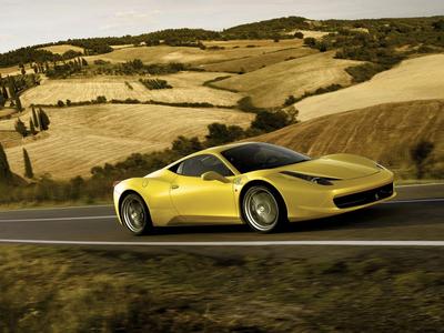 Ferrari 458 Italia. Фото Ferrari