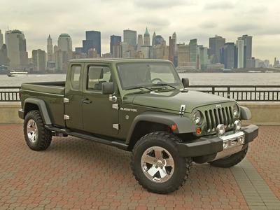 Jeep Gladiator. Фото Jeep