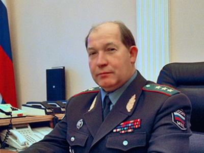 Виктор Кирьянов. Фото с сайта mvd.ru