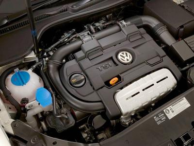 Volkswagen 1.4 TSI Twincharger. Фото Volkswagen, иллюстрации с сайта autonews.ru