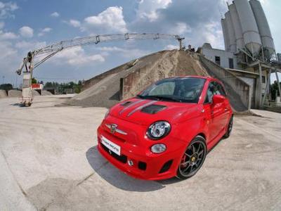 Fiat 500 Ferrari Dealers Edition от Pogea Racing. Фото Pogea Racing