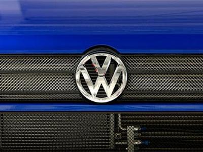 Фотография-тизер VW - Race Touareg 3. Фото VW