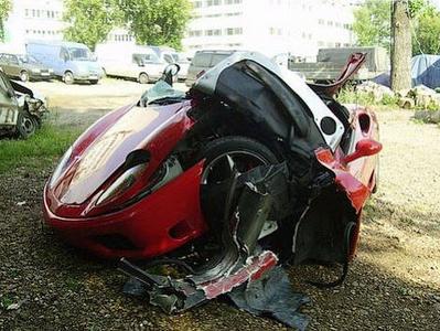 Самые крупные аварии с участием
