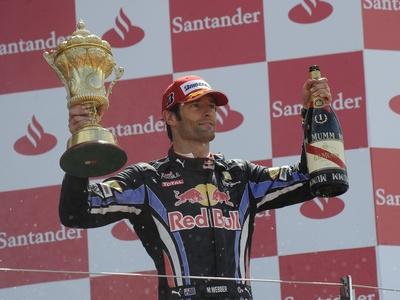 Марк Уэббер. Фото Red Bull Racing