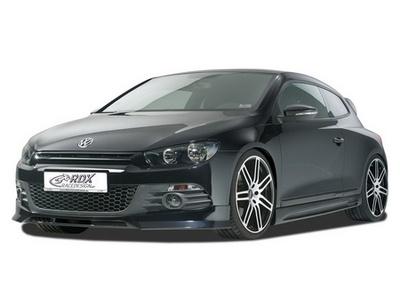 Volkswagen Scirocco от RDX Racedesign. Фото RDX Racedesign