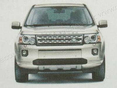 Land Rover Freelander. Иллюстрация с сайта carmagazine.co.uk