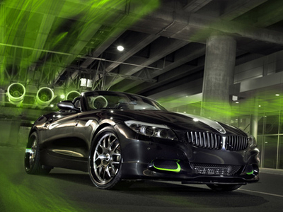 BMW Z4 Slingshot. Фото MWDesign