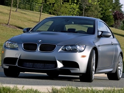 BMW M3 Frozen Gray. Фото BMW