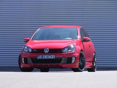 JE DESIGN Volkswagen Golf GTI R. Фото JE DESIGN