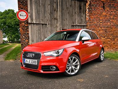 Audi A1. Фото Ленты.ру