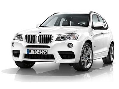 BMW X3 с М-пакетом. Фото с сайта bimmertoday.de