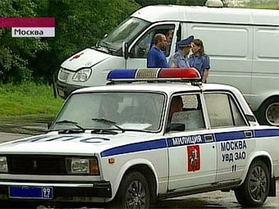 Кадр Первого канала, архив