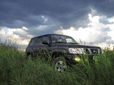 Nissan Patrol. Фото с сайта finamauto.ru