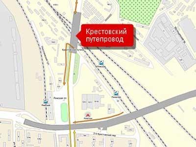 Фрагмент карты с сайта nakarte.ru
