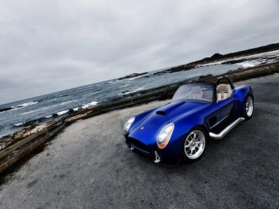 Iconiс AC Roadster. Фото Iconic Motors