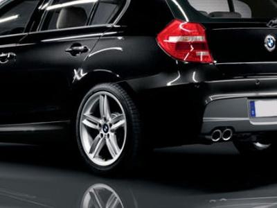 Фрагмент фото BMW