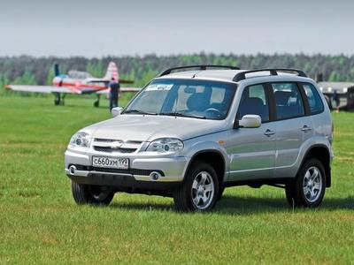 Chevrolet Niva. Фото Ильи Хлебушкина и компании GM-AVTOVAZ с сайта autoreview.ru