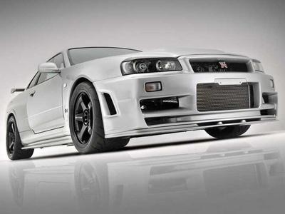 Nissan Skyline R34 GT-R NISMO Z-tune. Фото JAPO Motorsport