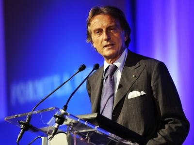 Лука ди Монтеземоло. Фото Ferrari