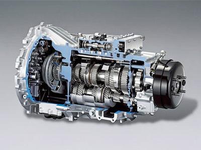 Трансмиссия Duonic. Иллюстрация пресс-службы Daimler
