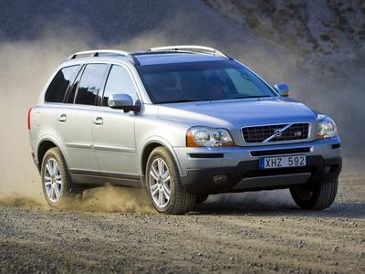 Volvo XC90. Фото Volvo