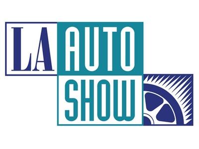 Логотип Автосалона в Лос-Анджелесе